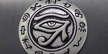 byzantine eye of ra